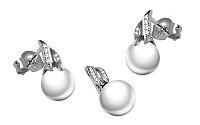 Diamantová súprava 0,090 ct Pearl Prezzie DB0032S