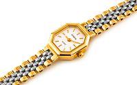 Zlaté dámske hodinky Royal clock 6 IZ665