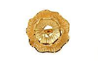 Zlatý dámsky prsteň Flower 1 IZ9415