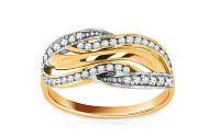 Zlatý dámsky prsteň Ines 7 CSRI724