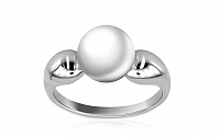 Zlatý prsteň s perlou Zoe 4 IZ6052