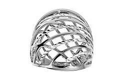 Celozlatý prsteň s gravírovaním IZ11394A