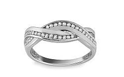 Dámsky prsteň so zirkónmi CS9RI1515A