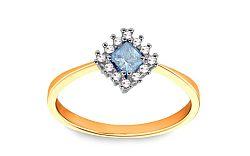 Dámsky prsteň so zirkónom CS9RI1915C
