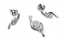 Diamantová súprava 0,300 ct Believe KU140
