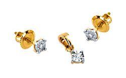 Diamantová súprava Mariya 0,050 ct K9U147S