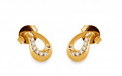 Diamantové náušnice 0,100 ct Solezi KU281YN