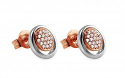 Diamantové náušnice 0,150 ct Deluxe Spring DB0034N