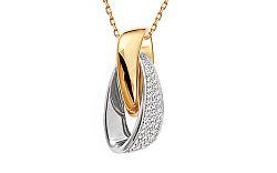 Diamantový prívesok 0.200 ct Emelly DB0062P