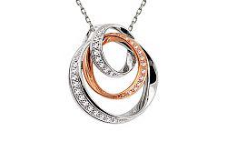 Diamantový prívesok 0.240 ct Gorgeous Rings DB0061P