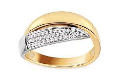 Diamantový prsteň 0.160 ct Emelly DB0062