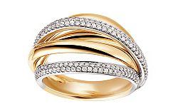 Diamantový prsteň 0.470 ct Adalene DB0091