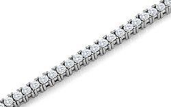 Luxusný diamantový náramok Roial IZBR331A