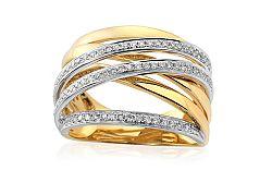 Luxusný diamantový prsteň Myrabel IZBR297