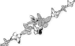 Náramok s briliantmi 0,555 ct Butterfly DM0063