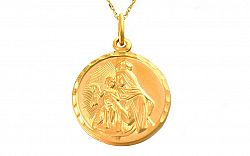 Obojstranný medailón IZ8411