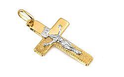 Prívesok kríž s umučením IZ3467