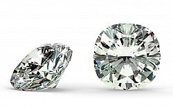 VS2 G 0.55 ct diamant certifikát EGL brus Cushion IZDI903
