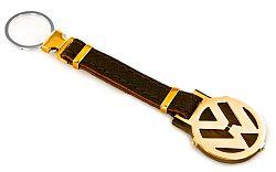 Zlatá kľúčenka Volkswagen IZ6590