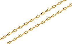 Zlatá retiazka Anker 1,5 mm IZ6829