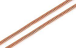 Zlatá retiazka lanko 1,5 mm IZ7783