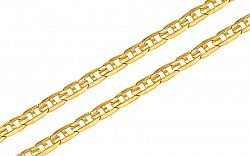 Zlatá retiazka Marina Gucci 2 mm IZ7525