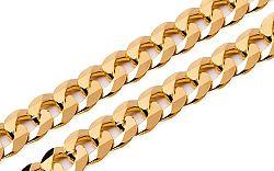 Zlatá retiazka Pancier 5,5 mm IZ5242