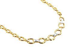 Zlatý dámsky náhrdelník SAMANTHA 13 IZ5021