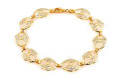 Zlatý dámsky náramok Alexis 1 IZ7775