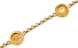Zlatý dámsky náramok IZ2933