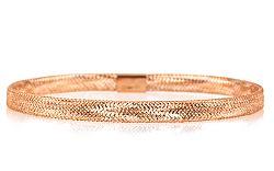 Zlatý dámsky náramok kolekcia FLEXI 23 IZ5219
