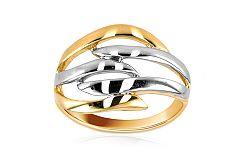Zlatý dámsky prsteň Gonesse 1 IZ6084