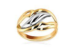 Zlatý dámsky prsteň Gonesse 6 IZ6104