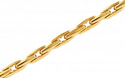 Zlatý náramok Cardona 4 mm IZ9687N
