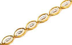 Zlatý náramok Chamonix 7 IZ6658