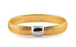 Zlatý náramok Flexi yelow IZ8639