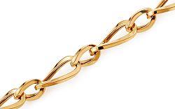 Zlatý náramok Kelsey IZ11424