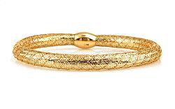 Zlatý náramok kolekcia FLEXI 10 IZ4555