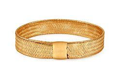 Zlatý náramok kolekcia Flexi IZ10891