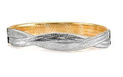 Zlatý náramok kolekcia Flexi IZ4560