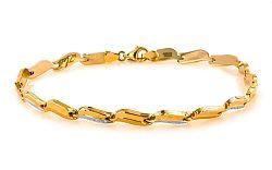 Zlatý náramok Laura 5 IZ6961