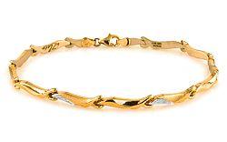 Zlatý náramok Lorelei 6 IZ6962