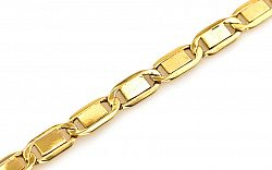 Zlatý náramok Valentino 5 mm IZ4817