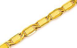 Zlatý náramok Valentino 5 mm IZ6737