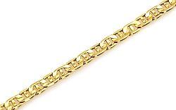 Zlatý pánsky náramok Marina Gucci IZ4821