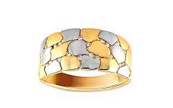 Zlatý prsteň Fence IZ8597