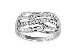 Zlatý prsteň Ines 8 CSRI929A