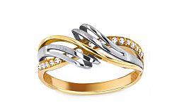Zlatý prsteň Ines 9 CSRI748