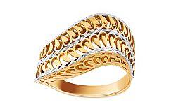 Zlatý prsteň Nezzis IZ9107