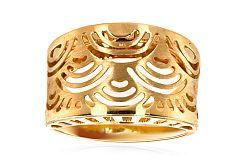 Zlatý prsteň Ode to elegance 1 IZ5863